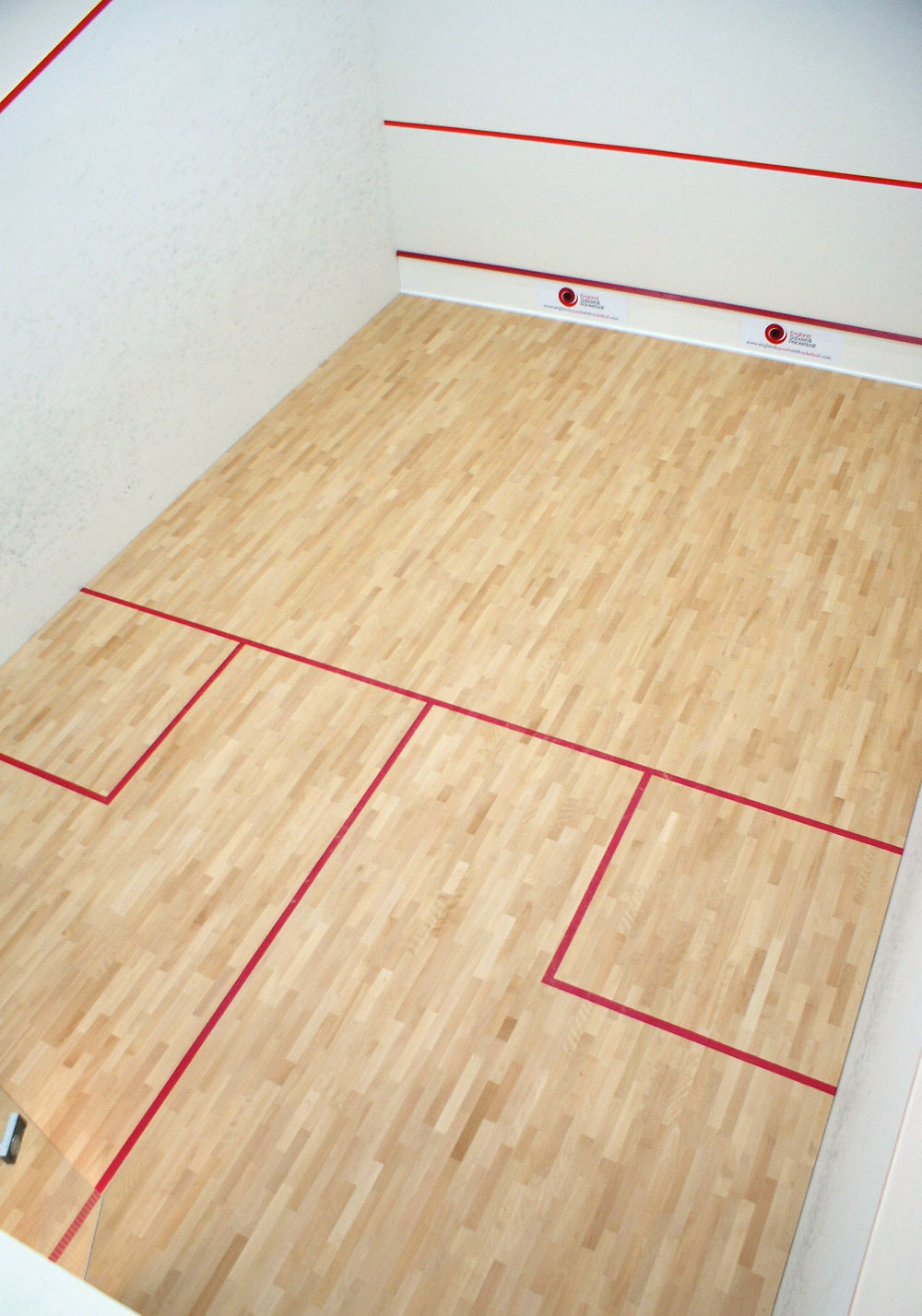 Squash court cleaning squash court maintenance squash for Sports flooring