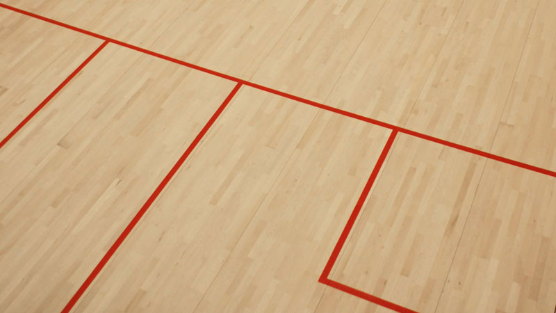 Sports Flooring Courtcare